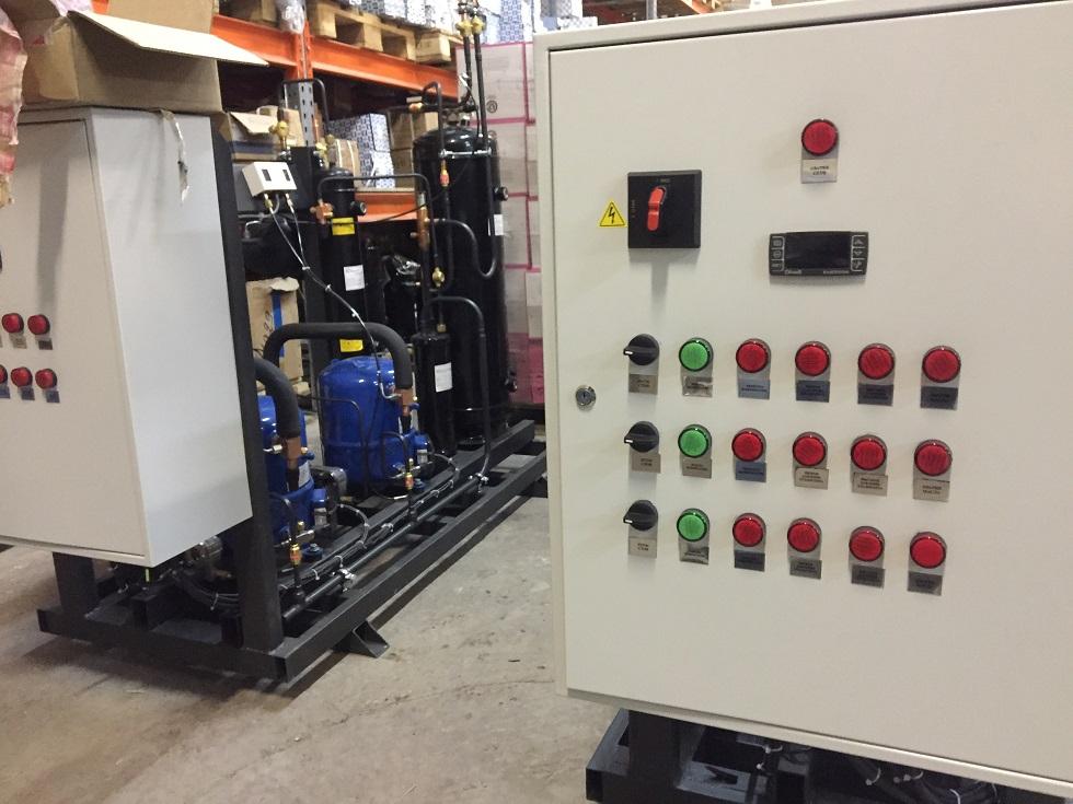 Расчет и проектирование холодильных установок и складов